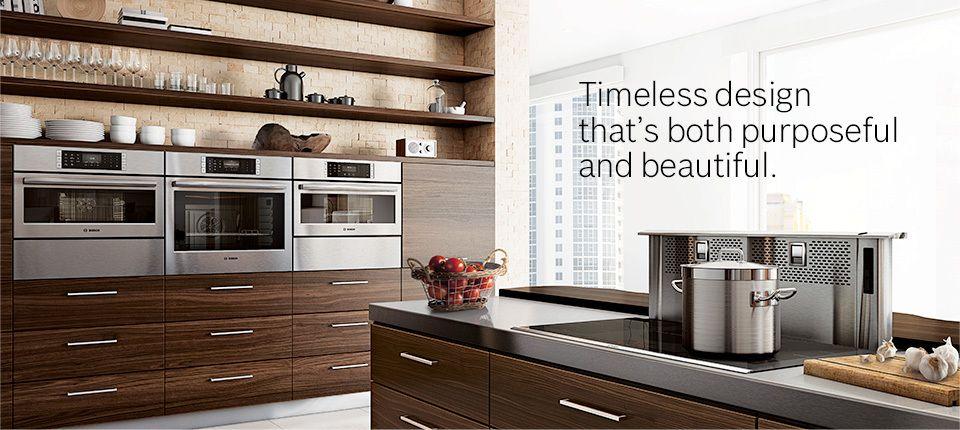 Timeless Design Thats Both Purposeful And Beautiful Kitchen Design Kitchen Bosch Kitchen