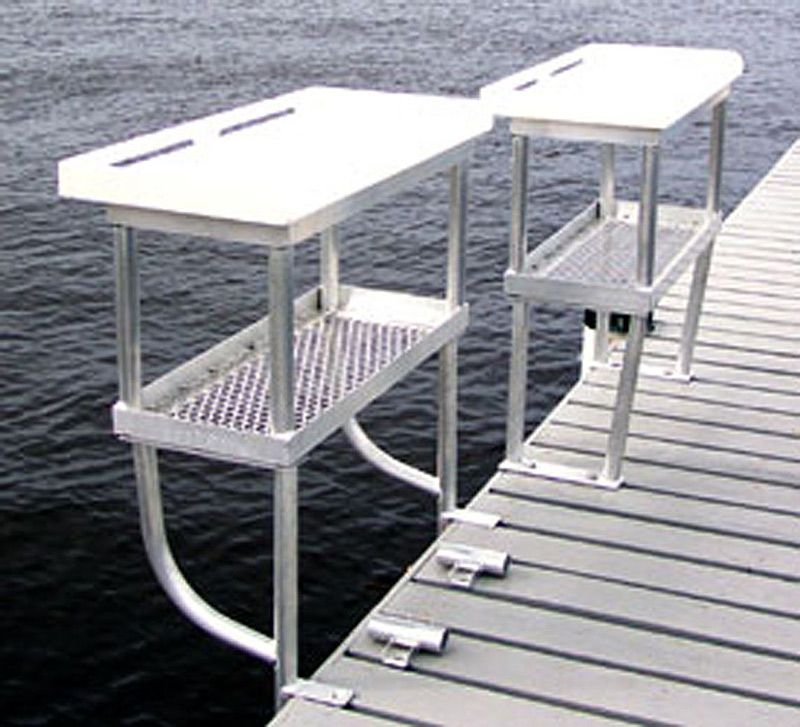 Catch\'em and Clean\'em in style with a dockside Fish Cleaning Station ...