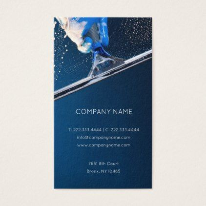 Hight Buildings Windows Stained Glass Cleaning Business Card Zazzle Com Cleaning Business Cards Window Cleaning Services Cleaning Glass