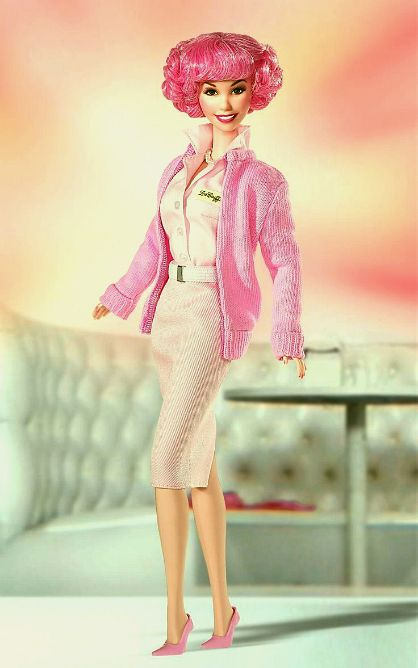 """Frenchy played by Didi Conn from the movie """"Grease""""."""