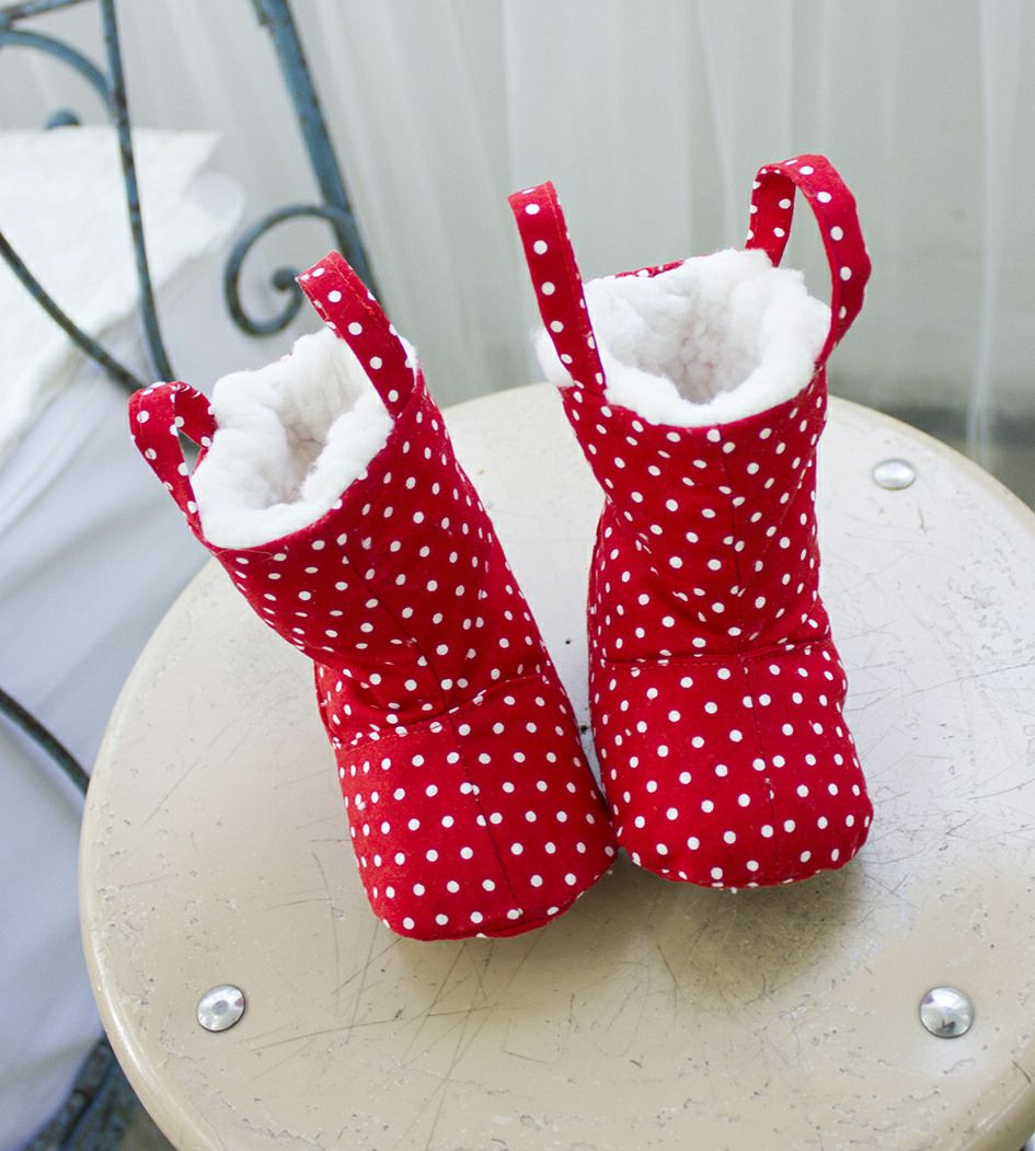 717 Connor Baby Boots PDF Pattern | babies | Pinterest | Nähen für ...