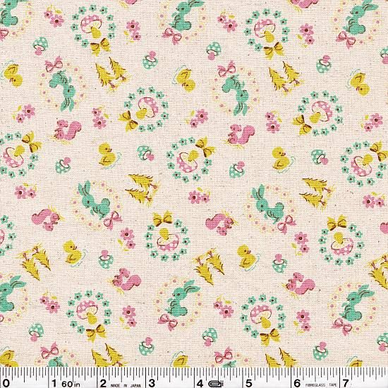 Shop | Category: 40% Off! | Product: Bunny Land - Scatter - Natural