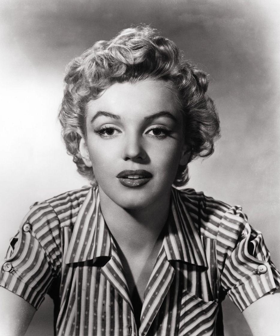3376c59c28a540 Jak šel čas s Marilyn Monroe: Fotky, které jste ještě neviděli - Žena.cz -  magazín pro ženy