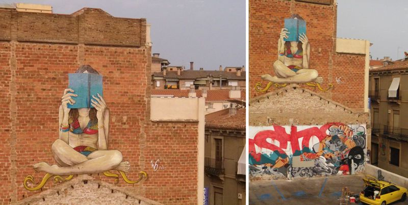 Big Walls By Werens - Sabadell (Spain)