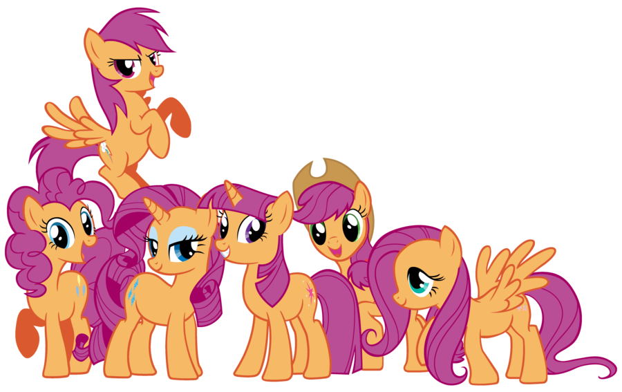 My Little Scootaloo By Shadowhedgiefan91 On Deviantart Mlp My Little Pony Little Pony My Little Pony Pictures Anyways.i love my sister rainbow dash sooo much. pinterest