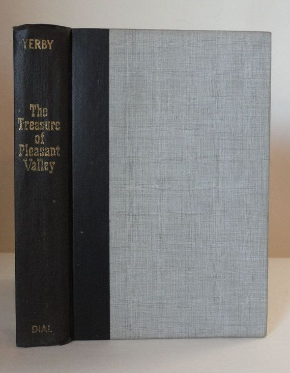 Hollow Book Keepsake Box The Treasure of Pleasant by ustabee, $24.50