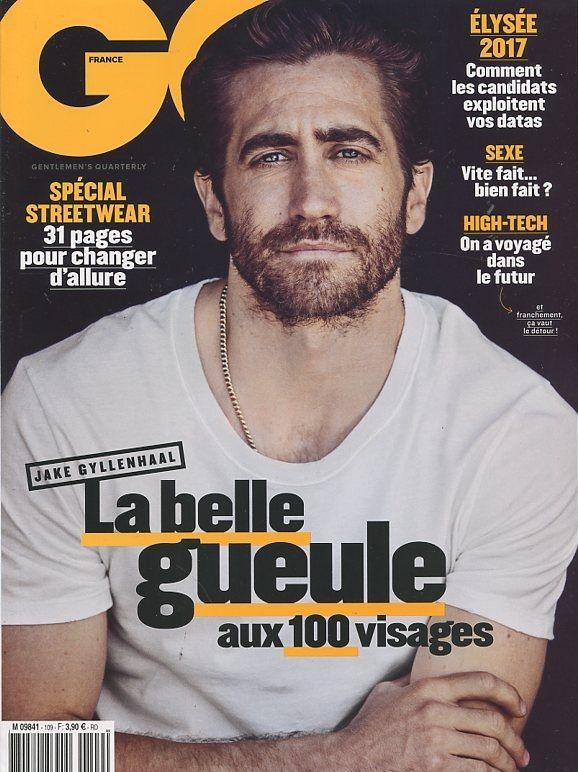 Foto bij Jake Gyllenhaal