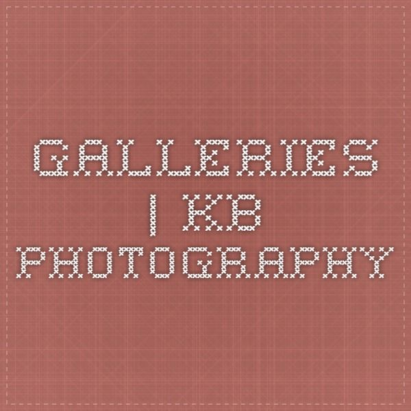galleries | KB Photography