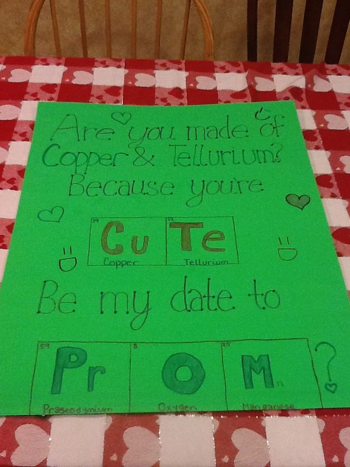 creative ways to answer a date See 10 cool and creative ways to ask your date to prom 10 creative ways to ask a girl to prom creative ways to say i love you.