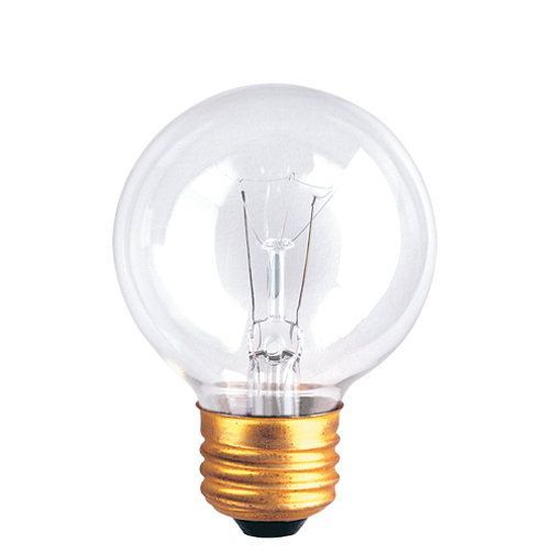 Bulbrite 321025 Pack Of 10 25 Watt Dimmable G19 Shaped Medium E26 Base Incan Clear Bulbs Bulbs Incandescent Bulb Incandescent Light Bulb Light Bulb