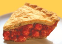All time favorite cherry pie, Grand Traverse Pie Company!