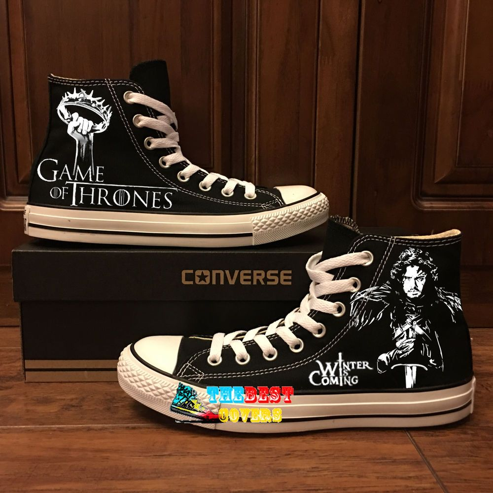 Game of Thrones Converse