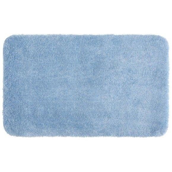 Flauschiges Vergnügen vermittelt dieser KLEINE WOLKE Badteppich in
