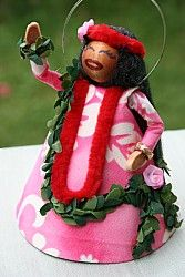 Leilani's Island Design-Hawaiian Hula Dolls, Maui