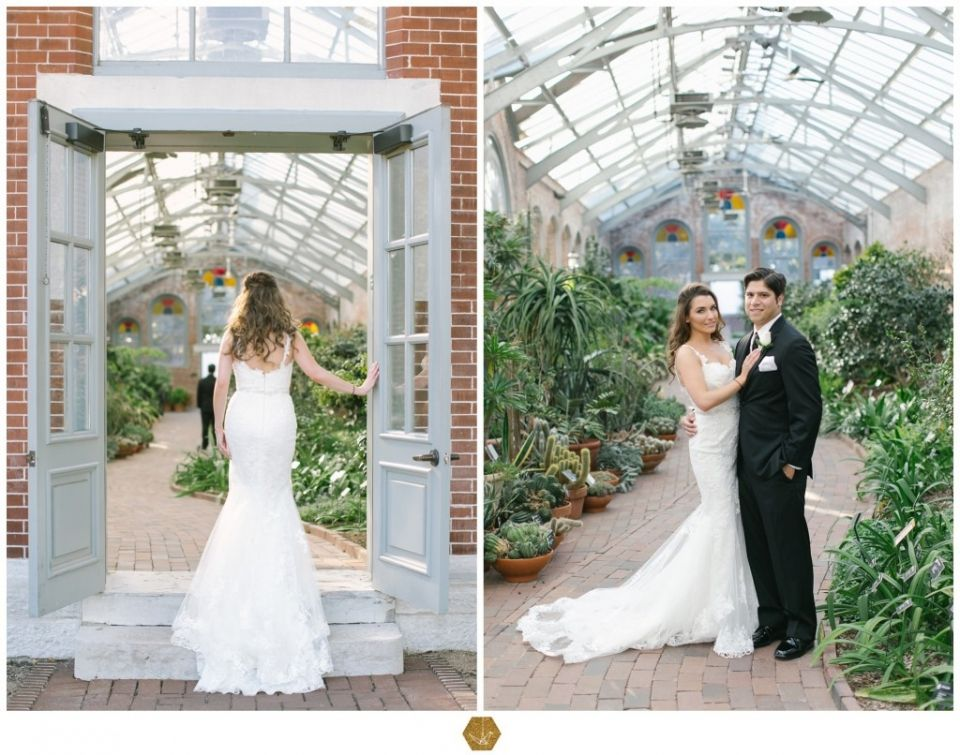 St Louis Wedding Photography Photographer Missouri Botanical Garden