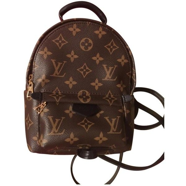 Pre-owned Louis Vuitton Leather Backpack ( 3 465af9564a