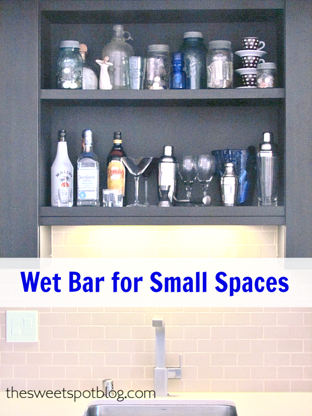Wet bar for small spaces wet bars ideas wet bars and - Bars for small spaces ...