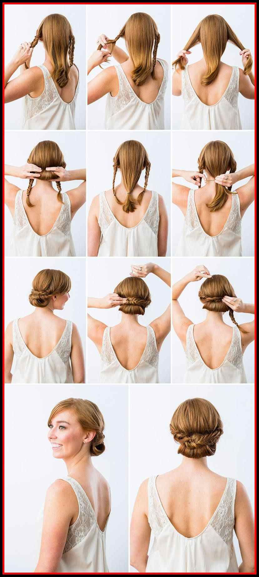 Trendy fishtail braided hairstyles short hair tutorials in