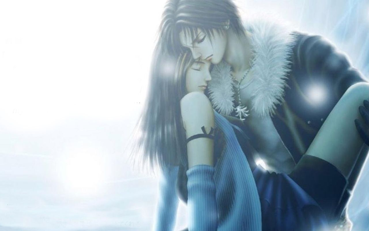 Final Fantasy VIII - Squall and Rinoa | Gaming Corner ...