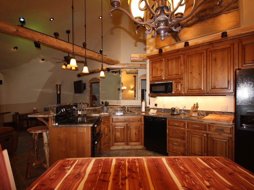 La cocina de la Casa Hobbit http://www.homeaway.es/p969762