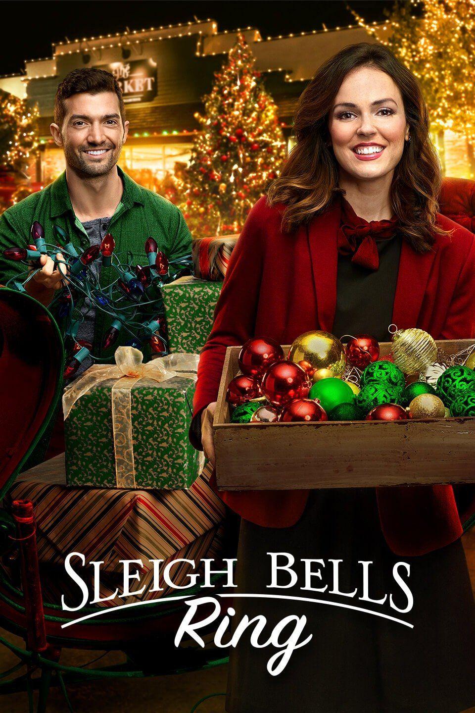 Sleigh Bells Ring (2016) | Hallmark channel christmas movies, Hallmark christmas movies, Family ...