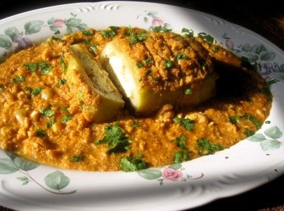 Here is an interesting vegetarian dish from the awadhi for Awadhi cuisine dishes