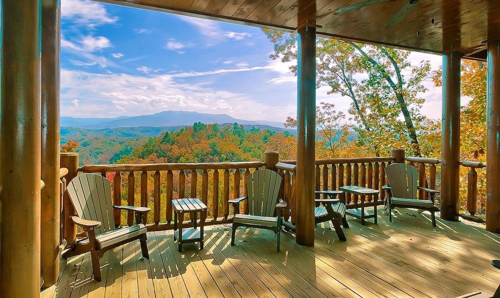 Perfect 3 Bed 3 Bath Mountain View Cabin Game Room Spa Paved Roads Mineral Bluff In 2020 Cabin Log Cabin Rentals Mountain View
