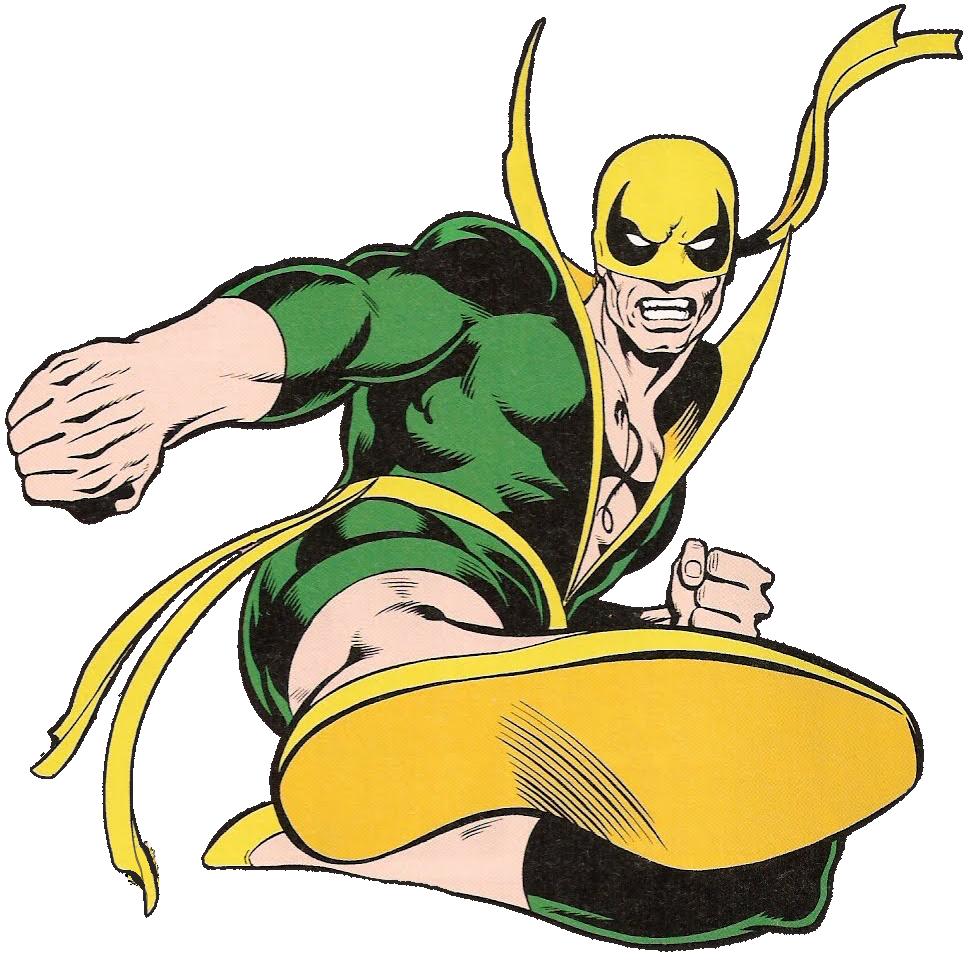 Ironfist Png 968 961 Iron Fist Marvel Iron Fist Comic Iron Fist Marvel Comics