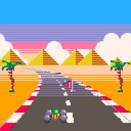 "Tero Lindeman sur Twitter: ""Vroom! #pico8 #gamedev #pixelart https://t.co/RbWwCflq9c"""