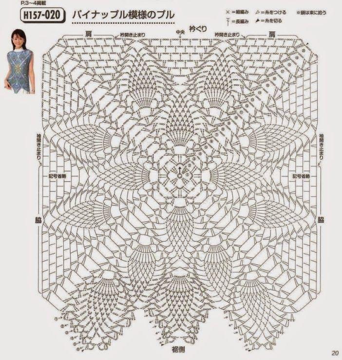 Kira scheme crochet: Scheme crochet no. 43 | kiraschemecrochet ...