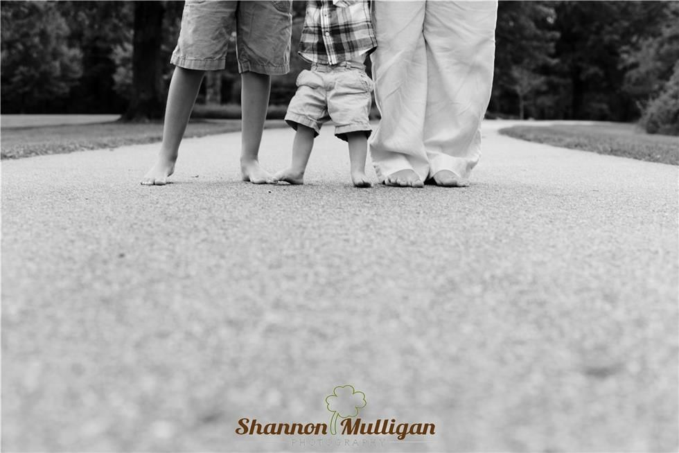 9 Month Photo Session - Hillsdale, New Jersey - Shannon Mulligan Photography #shanmullphoto