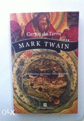 Livro 'Cartas da terra' de Mark Twain Almada, Cova Da Piedade, Pragal E Cacilhas - imagem 1