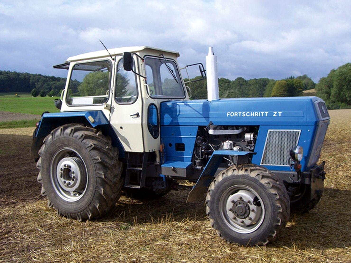 Fortschritt Traktor