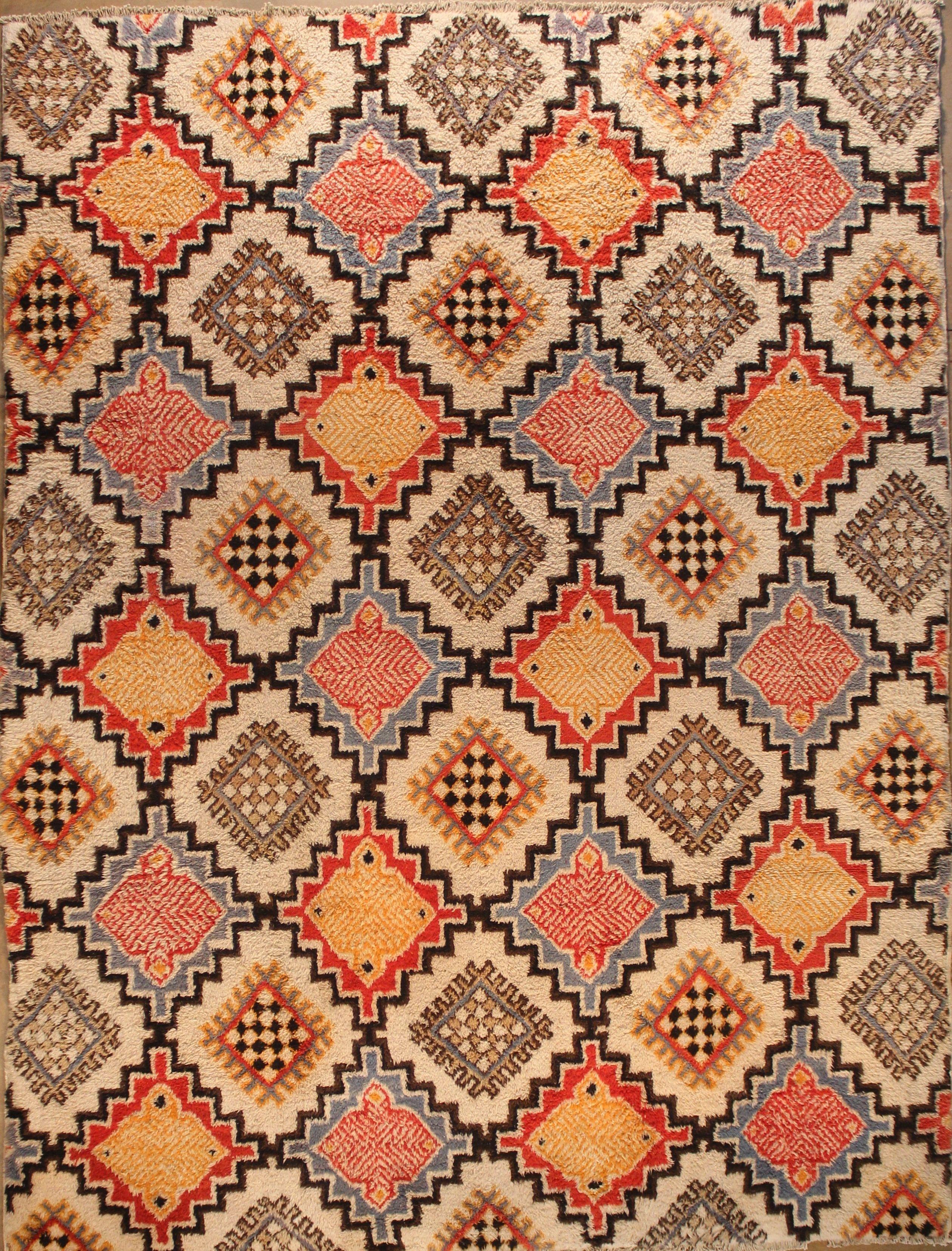 FR5577 Vintage Moroccan. Vintage. Antique Rugs. Rugs. Home décor ...