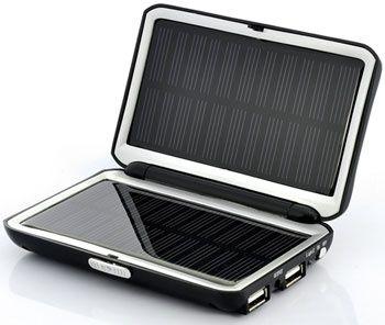portable solar charger gadgets pinterest technik elektro und elektrotechnik. Black Bedroom Furniture Sets. Home Design Ideas