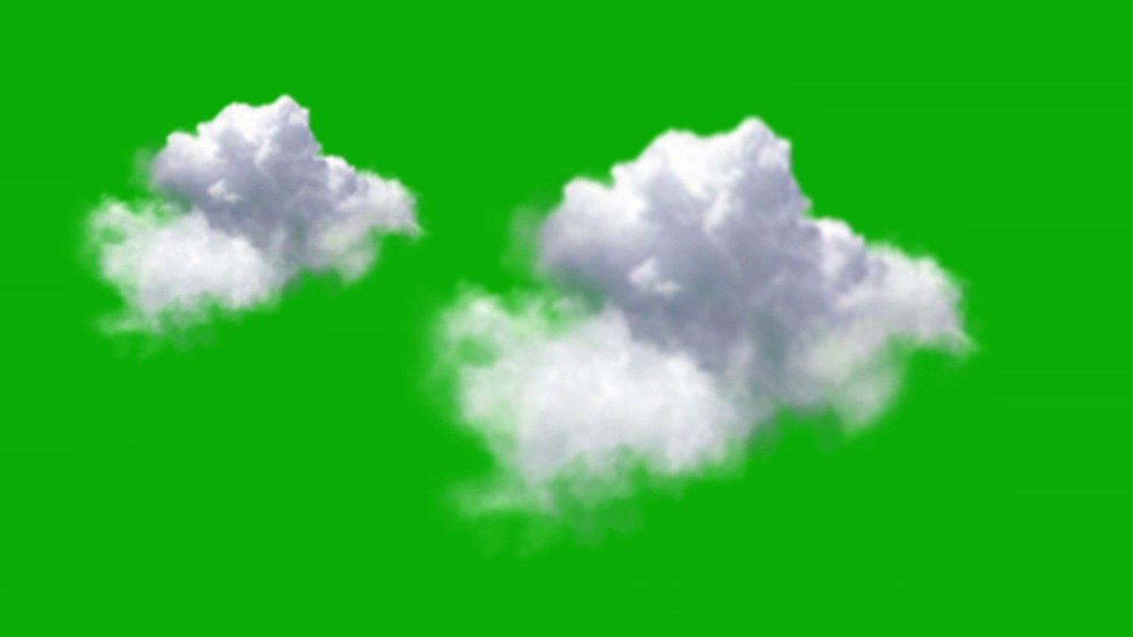 Pretty Clouds Free Green Screen Video Green Screen Video Backgrounds Free Green Screen Greenscreen