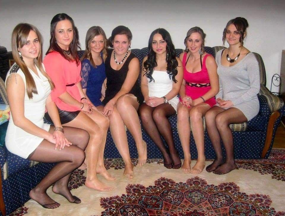 Very young girl gangbang