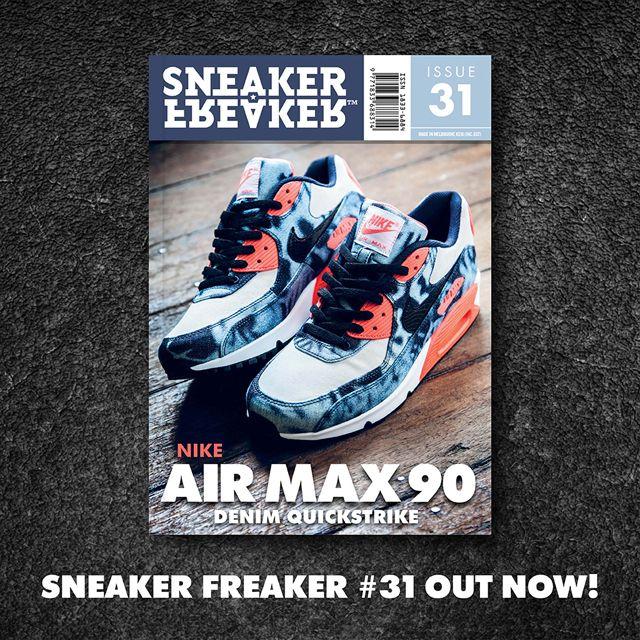 ff75cb9e6538b Sneaker-Freaker-Issue-31-Covers-Air-Max