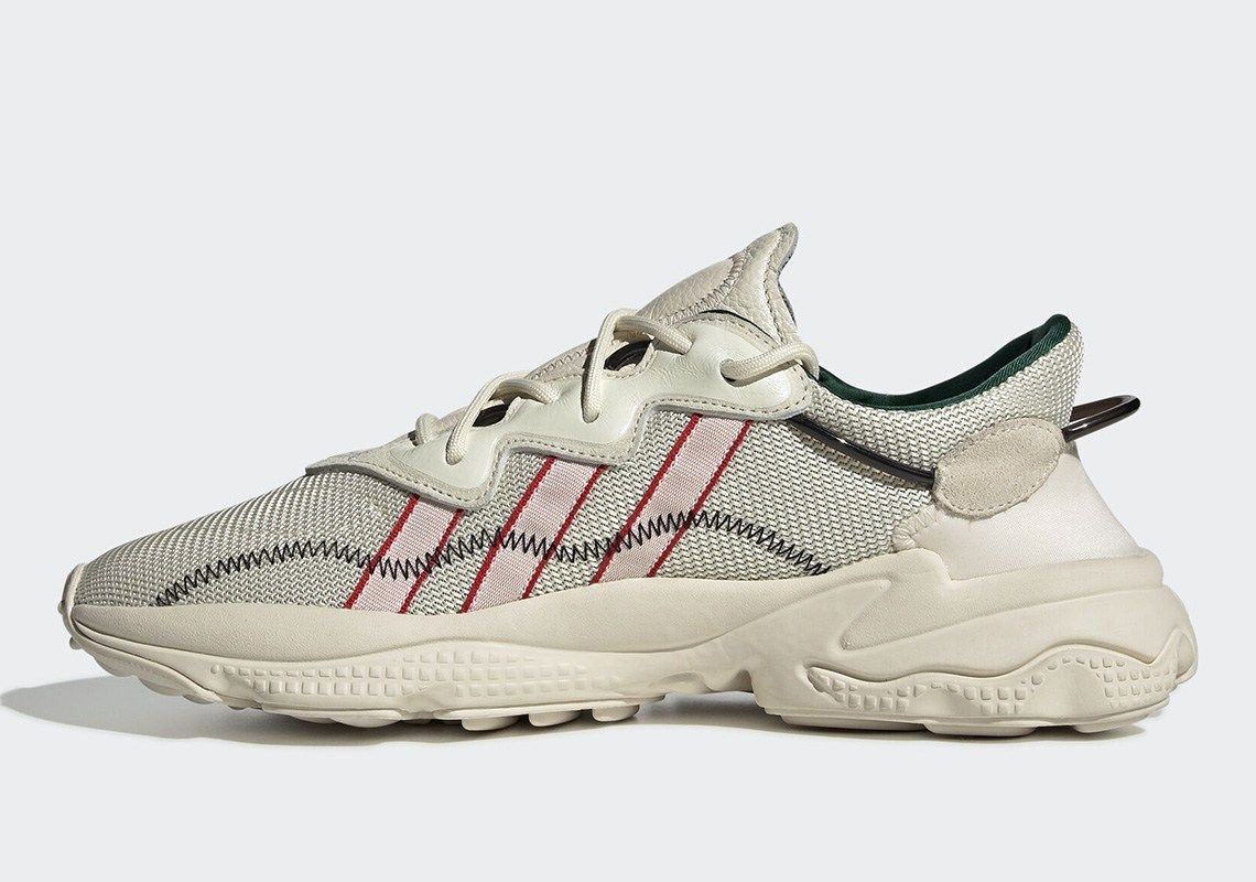 First Look At The Pusha T X Adidas Ozweego Hype Shoes Adidas