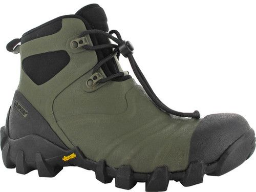 88bf5446090 Details about Hi-Tec Para Boot Vibram Waterproof Men's Hiking Casual ...