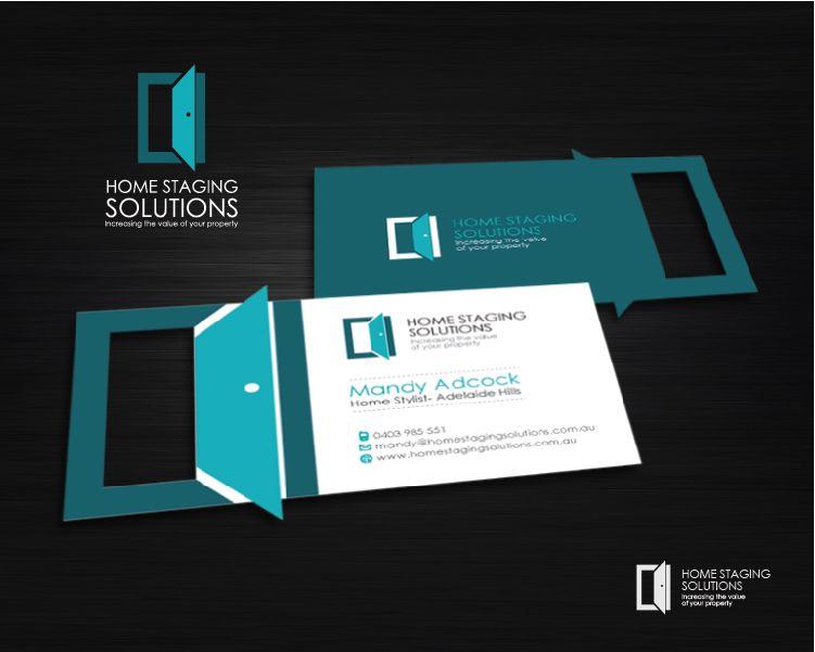 Logo Business Card Design By Gobrayrosse 352 99designs Business Card Logo Design Business Card Logo Business Cards