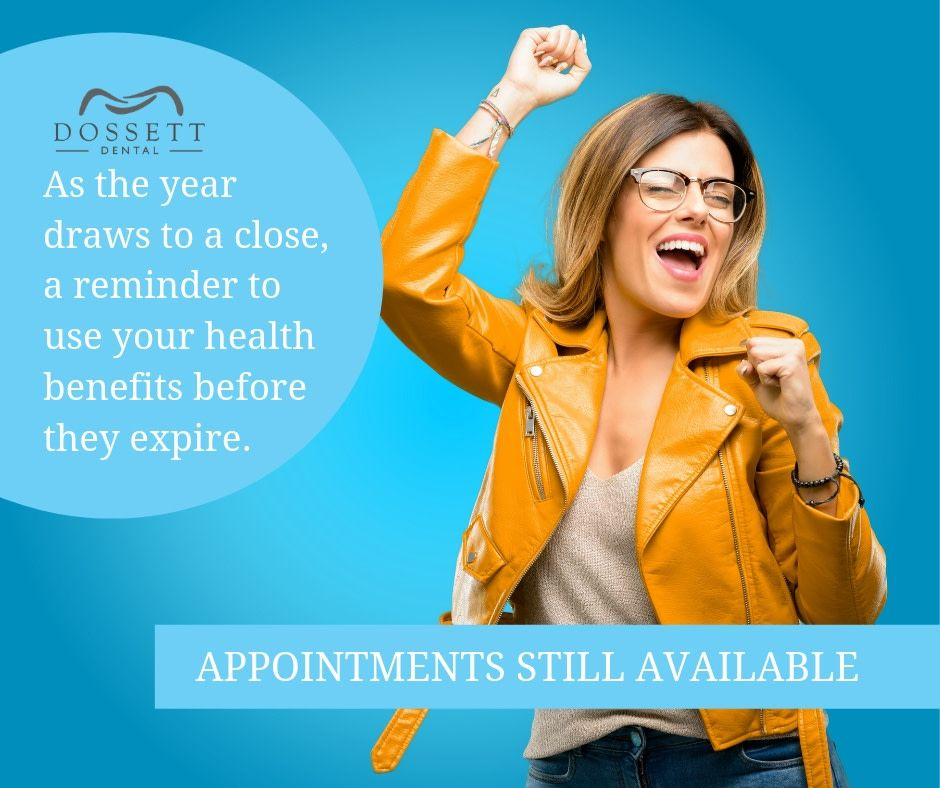 Do you have dental insurance benefits remaining or health ...