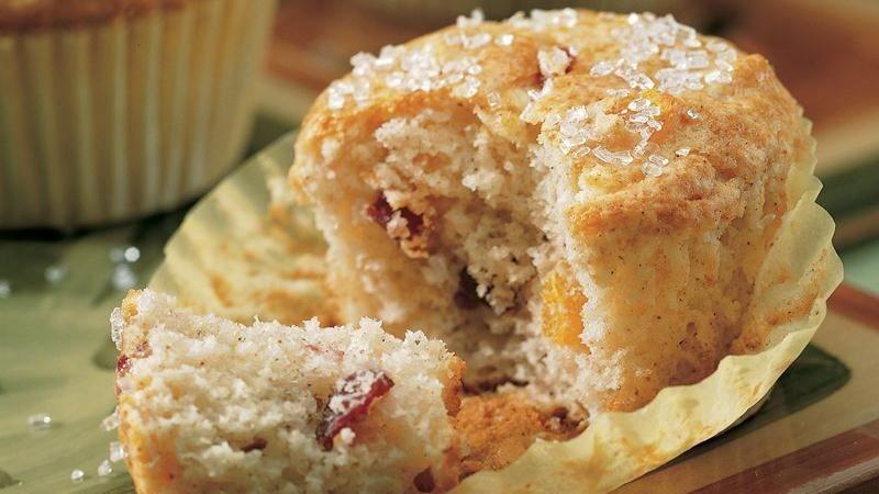 Apricot cranberry muffins recipe bisquick fat and egg apricot cranberry muffins forumfinder Choice Image