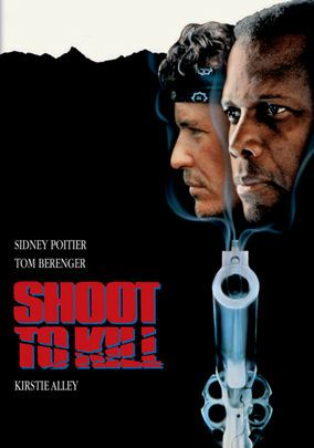 Shoot To Kill Sidney Poitier Tom Berenger Kirstie Alley With