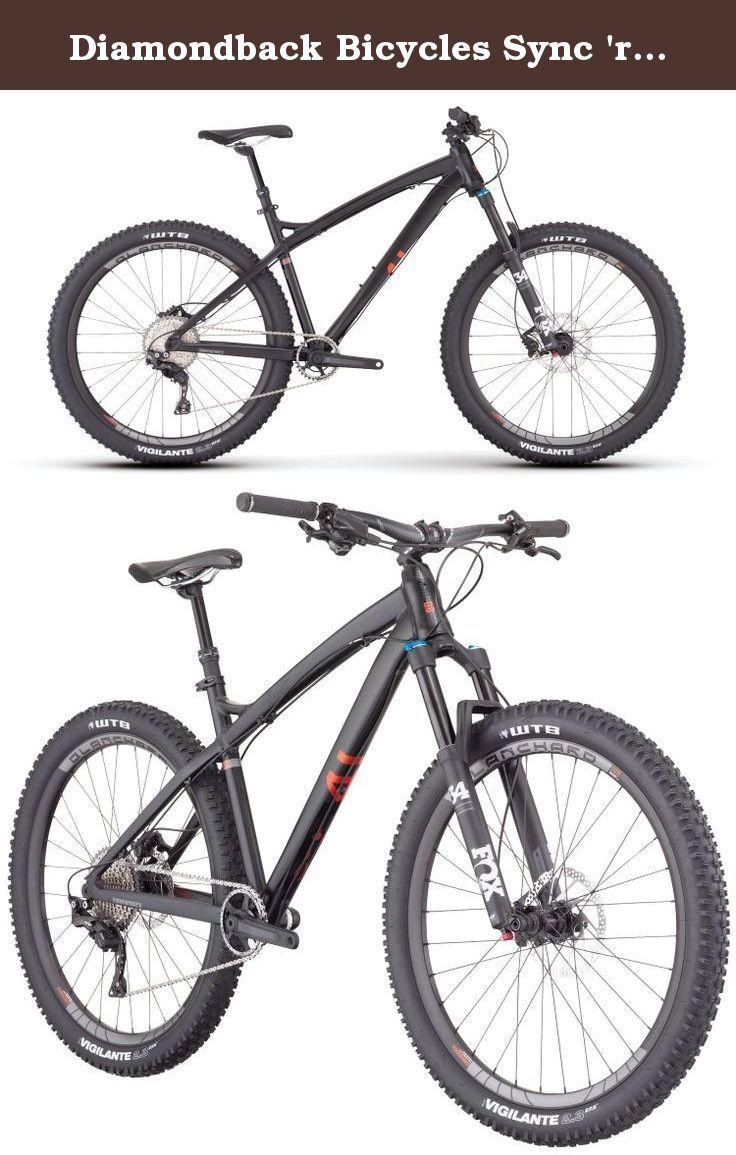 Diamondback Bicycles Sync 'r Pro 27 5 Hardtail Mountain Bike