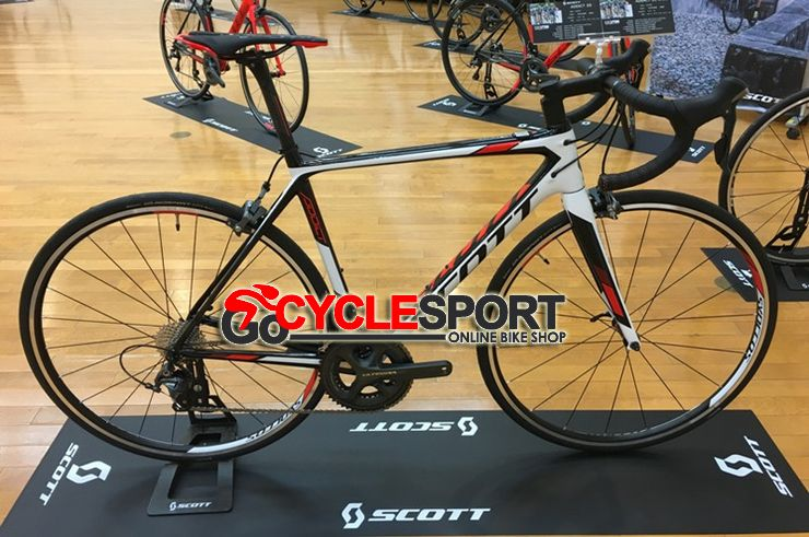 Buy 2017 Scott Addict 20 Bike At Gocyclesport With Cheap Price