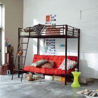 Structure Lit Mezzanine Banquette Mezzaclic Amenagement Petit Espace Lit Mezzanine Meuble Chambre D Enfants