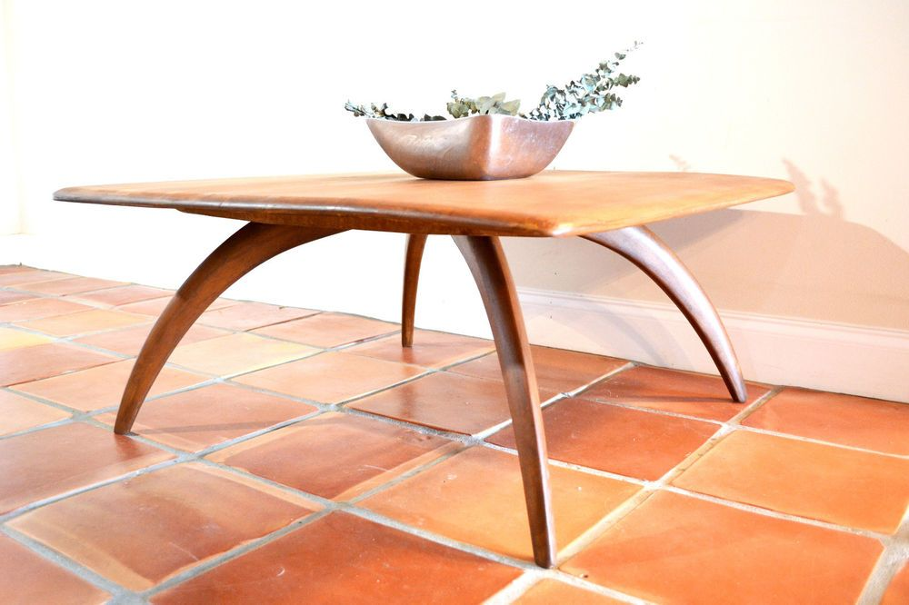 Heywood wakefield coffee table coffee table table