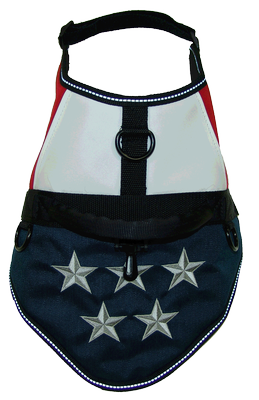 Patriotic Service Dog Vest Dogs Pinterest Vests