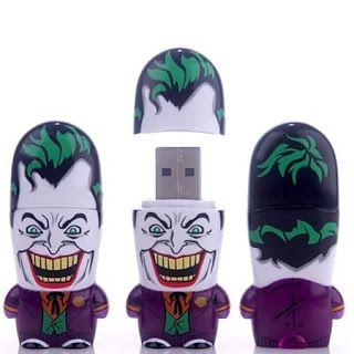 Memorias Usb Originales Batman Catwoman Y Joker El Regalo
